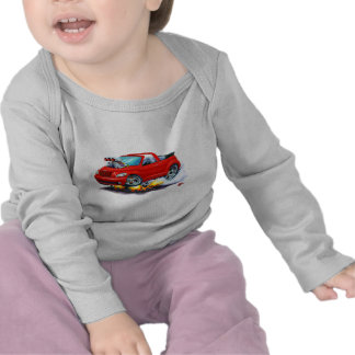 2008-10 PT Cruiser Red Convertible T-shirts
