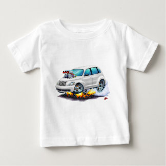 2008-10 PT Cruiser White Car Tee Shirts