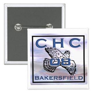 2008 Bakersfield 15 Cm Square Badge