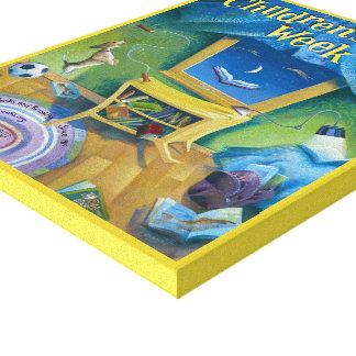 2008 Children's Book Week Canvas