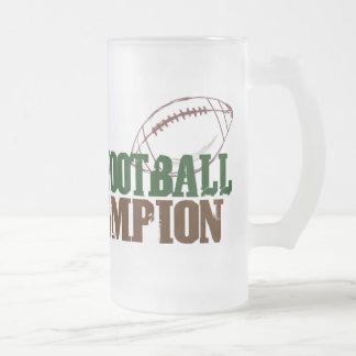 2008 Fantasy Football Champ Coffee Mugs