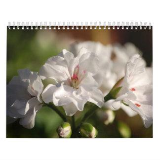 2008 Flowers Photo Calendar