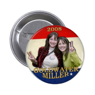 2008 Goldwater/Miller Button