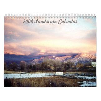 2008 Landscape Calendar 2