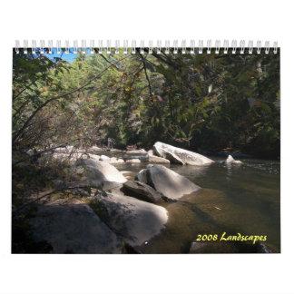 2008 Landscapes Calendar