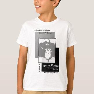 2008 Spring Recital (PASSE Sponsored) T-Shirt