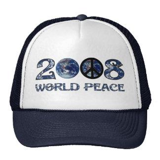 2008 World Peace v1 Mesh Hats