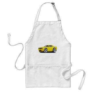 2009-11 Challenger RT Yellow Car Standard Apron