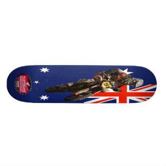 2009 Aussie Juniors Skateboard Deck
