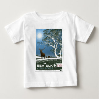 2009 Holiday Infant Tee