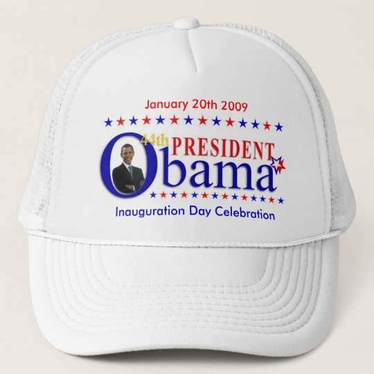 2009 Inauguration Day Celebration Hat