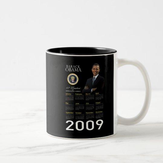 2009 Keepsake Mug - Obama Inauguration