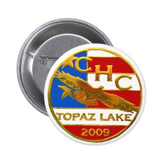 2009 Lake Topaz 6 Cm Round Badge