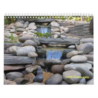 2009 Landscapes Calendars