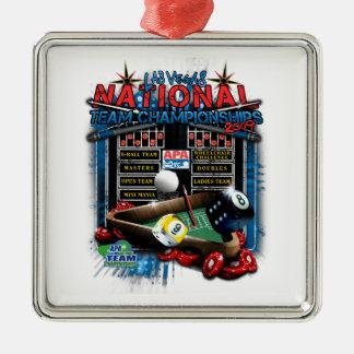 2009 National Team Championships Christmas Ornament