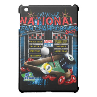 2009 National Team Championships iPad Mini Covers