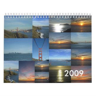 2009 Scenic Travels Calendar