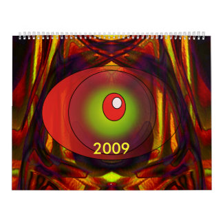 2009 Trance Dance Calendar