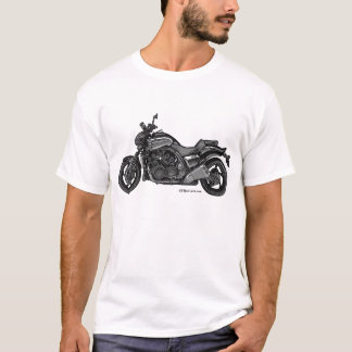 2009 V-Max w/Logo T-Shirt