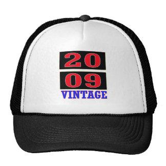 2009 Vintage Trucker Hat