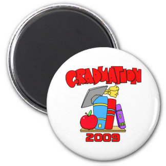 2009Graduation Magnets