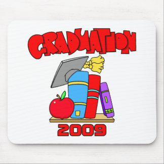 2009Graduation Mouse Pad