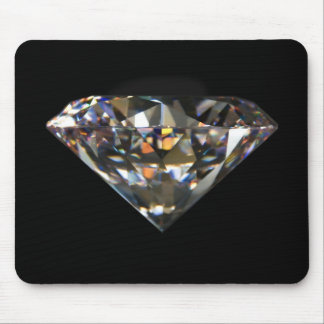 200 Carat Diamond Mouse Mat