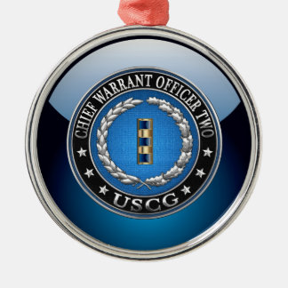 [200] CG: Chief Warrant Officer 2 (CWO2) Christmas Ornament