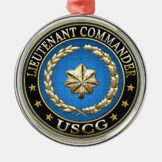 [200] CG: Lieutenant commander (LCDR) Christmas Ornament
