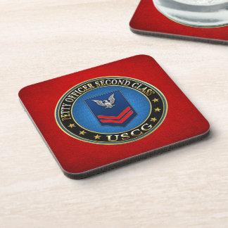 200 CG Petty Officer Second Class PO2 Coaster