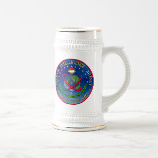 [200] Defense Intelligence Agency (DIA) Seal Beer Stein