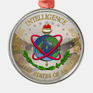 [200] Defense Intelligence Agency: DIA Special Edn Christmas Ornament