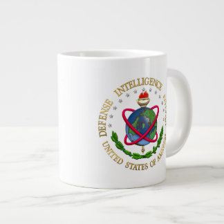 [200] Defense Intelligence Agency: DIA Special Edn Large Coffee Mug