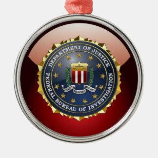 [200] FBI Special Edition Christmas Ornament