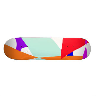 200 Miles Away from Home Smiling Skateboard