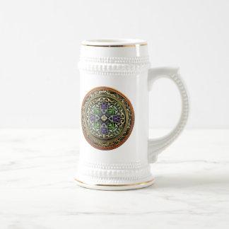 [200] Treasure Trove: Celtic Cross Beer Stein