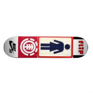 200px-Nike_SB_logo, 325590dvs_logo2, ElementLog... Skate Board Decks