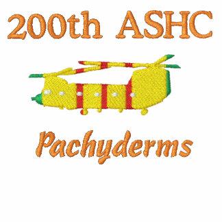 200th ASHC Vietnam CH-47 Embroidered ShirtC