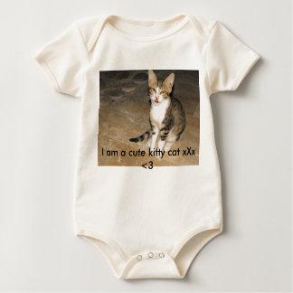 2010_1001Turkey0094, I am a cute kitty cat xXx <3 Baby Bodysuit