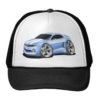 2010-11 Camaro Lt Blue-White Car Hats
