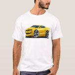 2010-12 Camaro Yellow Car T-Shirt