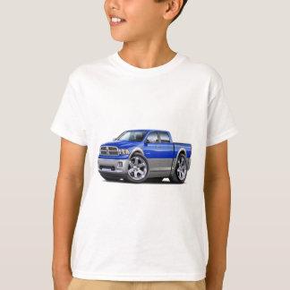 2010-12 Ram Dual Blue-Grey Truck T-shirt