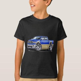2010-12 Ram Dual Blue-Tan Truck T-Shirt