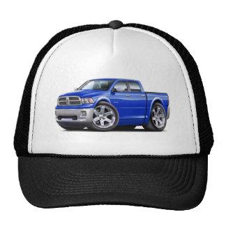 2010-12 Ram Dual Blue Truck Cap