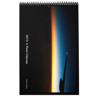 2010: A Plane Odyssey Wall Calendars