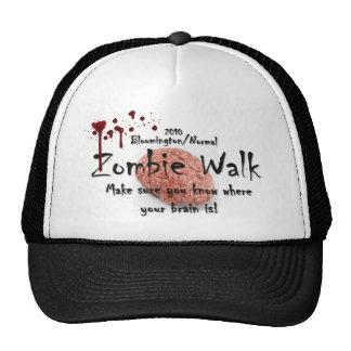 2010 Bloomington/Normal zombie walk Cap