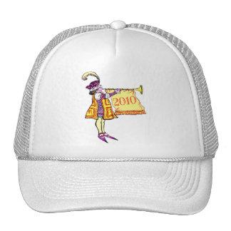 2010 TRUCKER HAT