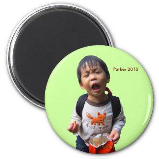 2010 Chips 6 Cm Round Magnet