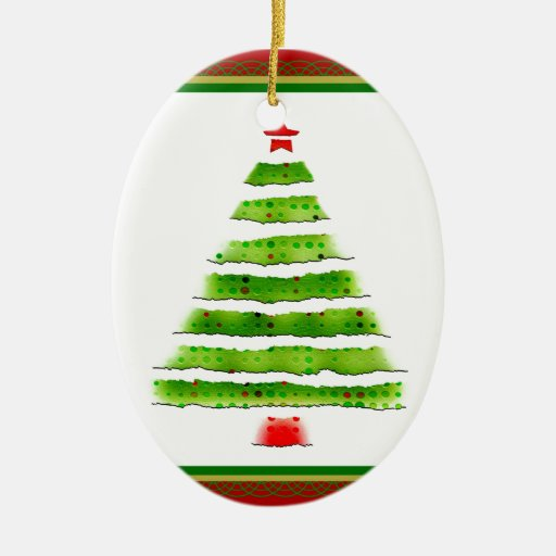 2010 Christmas Tree Ornament