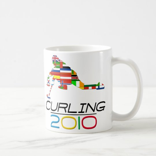 2010: Curling Coffee Mug